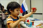Выставка русской культуры в Хиросиме. Открыть в новом окне [78 Kb]