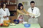Мастер-класс по приготовлению японского блюда. Открыть в новом окне [63 Kb]