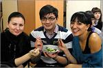 Анастасия Лукинская, Хуан Гарсия (США), Шарон Брем (Германия). Открыть в новом окне [79 Kb]