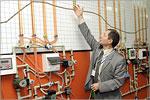Рустам Мансуров, завкафедрой теплогазоснабжения, вентиляции и гидромеханики. Открыть в новом окне [79 Kb]