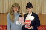 Алиса Малютина и Евгения Добрикова. Открыть в новом окне [78 Kb]