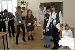 Тренинг в детском доме. Открыть в новом окне [77 Kb]