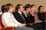 Встреча Сергея Петрова со слушателями МАГУ. Открыть в новом окне [77 Kb]