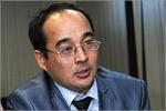 Встреча с магистрантами из Казахстана. Открыть в новом окне [74 Kb]