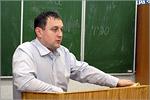 Дмитрий Тимофеев, заместитель декана факультета экономики и управления ОГУ. Открыть в новом окне [70 Kb]