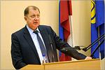 Владимир Ковалевский, ректор ОГУ. Открыть в новом окне [74 Kb]