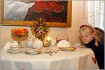 Выставка 'Новогоднее чаепитие'. Открыть в новом окне [87 Kb]