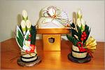 Кадомацу - новогоднее японское украшение. Открыть в новом окне [81 Kb]