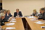Заседание Совета ректоров вузов Оренбургской области. Открыть в новом окне [57 Kb]