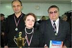 ФЭУ - победители соревнований по шахматам. Открыть в новом окне [75 Kb]