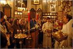 Праздничная божественная литургия. Открыть в новом окне [79 Kb]
