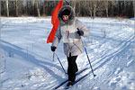 Соревнования по лыжному спорту. Открыть в новом окне [77 Kb]