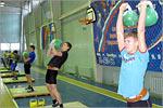 Первенство Оренбургской области по гиревому спорту. Открыть в новом окне [77 Kb]