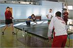 Соревнования по настольному теннису. Открыть в новом окне [75 Kb]
