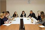 Встреча Владимира Ковалевского с именными стипендиатами ОГУ. Открыть в новом окне [76 Kb]