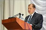 Владимир Ковалевский, ректор ОГУ. Открыть в новом окне [78Kb]