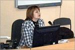 Гелена Алехина, доцент кафедры общей биологии ОГУ. Открыть в новом окне [60 Kb]