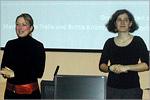 Бритта Кнерншильд и Мари-Луиза Тралле. Открыть в новом окне [68 Kb]