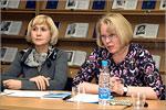 Светлана Ряховских и Надежда Заварыкина. Открыть в новом окне [78 Kb]