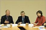 Круглый стол 'Молодежь и будущее России'. Открыть в новом окне [53 Kb]