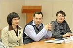 Круглый стол 'Молодежь и будущее России'. Открыть в новом окне [70 Kb]