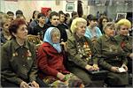 Встреча ветеранов ВОВ со студентами ОГУ. Открыть в новом окне [79 Kb]