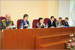 Конференция Ассоциации профсоюзных организаций студентов Оренбургской области. Открыть в новом окне [79 Kb]
