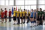 Соревнования по волейболу. Открыть в новом окне [92 Kb]