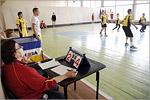 Соревнования по волейболу. Открыть в новом окне [81 Kb]