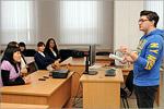 Заседание Американского клуба в ОГУ. Открыть в новом окне [78 Kb]