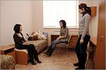 Торжественное открытие студенческого общежития№8. Открыть в новом окне [76 Kb]