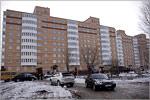 Новое студенческое общежитие ОГУ №8. Открыть в новом окне [78 Kb]