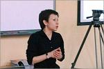 Виктория Боброва, завкафедрой мировой экономики ОГУ. Открыть в новом окне [55 Kb]