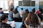 Встреча с выпускниками Чебеньковской средней школы. Открыть в новом окне [78 Kb]