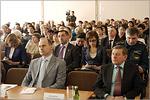 Заседание итоговой коллегии Минобразования Оренбургской области. Открыть в новом окне [82 Kb]