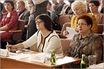 Нина Гордеева и Ольга Озерова. Открыть в новом окне [88 Kb]