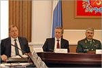 Заседание Общественного совета при УФСКН по Оренбургской области. Открыть в новом окне [79 Kb]