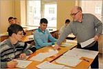 Сергей Герасименко, декан математического факультета ОГУ. Открыть в новом окне [78 Kb]
