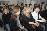 Встреча Г.В. Тараборина со студентами ГГФ. Открыть в новом окне [92 Kb]