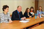 Cтажировка магистрантов из Казахстана. Открыть в новом окне [73 Kb]