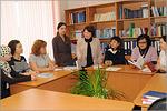 Cтажировка магистрантов из Казахстана. Открыть в новом окне [97 Kb]
