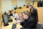 Вручение удостоверений о повышении квалификации преподавателям ОГУ. Открыть в новом окне [78 Kb]
