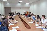 Работа секции МАГУ на студенческой конференции. Открыть в новом окне [89 Kb]