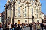 Церковь Фрауенкирхе в Дрездене. Открыть в новом окне [78 Kb]