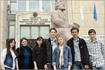 Дмитрий Евдокимов — в центре, Александр Москвин — второй справа. Открыть в новом окне [94 Kb]