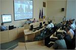 Научно-практическая видеоконференция в ОГУ. Открыть в новом окне [78 Kb]