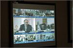 Научно-практическая видеоконференция в ОГУ. Открыть в новом окне [74 Kb]