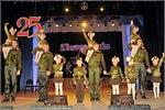 Юбилейный концерт народного коллектива эстрадного танца 'Жемчужинка'. Открыть в новом окне [68 Kb]