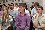 Встреча Николая Кузнецова со студентами ОГУ. Открыть в новом окне [79 Kb]