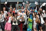 Акция в поддержку строительства в Оренбурге сноуборд-парка. Открыть в новом окне [78 Kb]